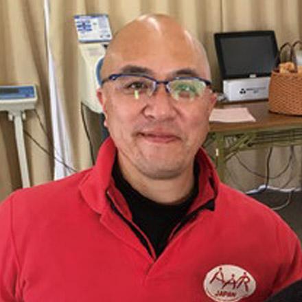 [ AAR ] Mr. Shinichiro Ohara, Local Coordinator
