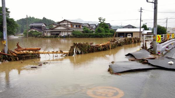 朝倉市 ©PWJ/CF/A-PAD Japan