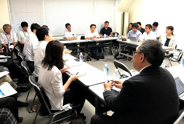 第5回JPFメディア懇談会 「NGOの安全管理 -現状と課題-」
