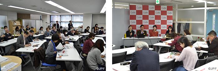 【イベントレポート】「あれから8年、福島のいまとこれから ~国内避難の教訓を世界へ~」(第7回JPFメディア懇談会)を開催しました。