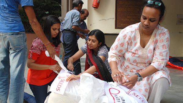 Emergency response to Nepal Earthquake