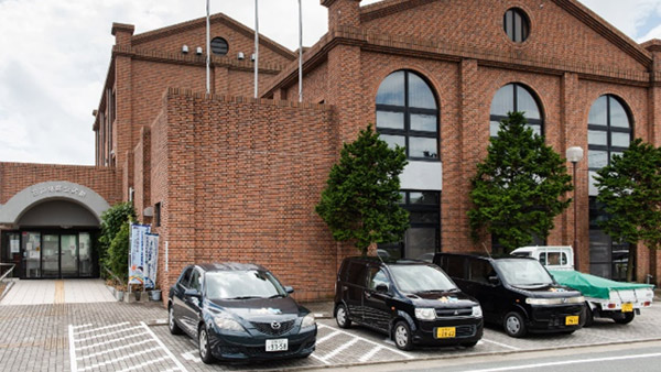 Vehicles lent out from community center in Mikawa District, Omuta City ©JCSA